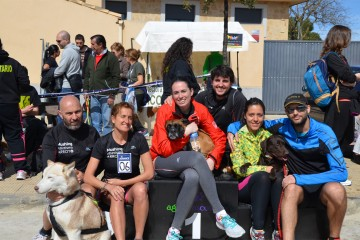 Crónica Canicross Aldeatejada (Salamanca – 29/03/2015)
