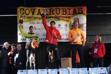 Campeonato de España Mushing Tierra Covarrubias (Burgos – 28 y 29/11/2015)