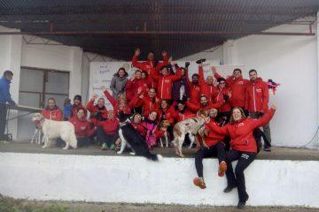 Crónica I Mushing Villa de La Seca (02/01/2017)